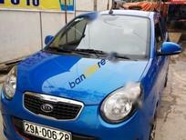 Cần bán Kia Morning SX năm 2010, màu xanh lam giá cạnh tranh