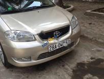 Cần bán lại xe Toyota Vios đời 2005, giá chỉ 215 triệu
