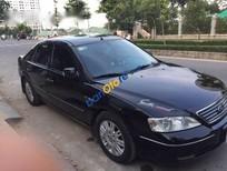Bán Ford Mondeo 2.5 V6 sản xuất 2003, màu đen chính chủ
