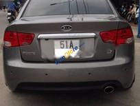 Cần bán xe cũ Kia Forte SX đời 2012, màu xám