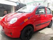 Bán xe cũ Daewoo Matiz SE đời 2004, màu đỏ