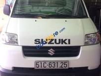 Cần bán gấp con xe tải cũ Suzuki đời 2015, thùng mui kín giá thương lượng
