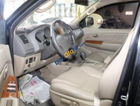 Salon Auto Toàn Phát bán Toyota Fortuner V 4x2 AT năm 2011, màu đen, giá tốt