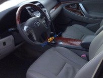 Cần bán gấp Toyota Camry 2.4G sản xuất 2008, màu đen còn mới