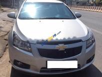 Bán ô tô Chevrolet Cruze 1.6MT 2012, màu bạc số sàn, giá tốt