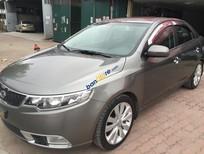 Cần bán xe Kia Cerato năm sản xuất 2011, màu bạc, nhập khẩu