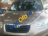 Cần bán Hyundai Santa Fe AT đời 2010, màu nâu, giá tốt