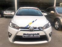 Cần bán Toyota Yaris G đời 2015, màu trắng, nhập khẩu chính hãng chính chủ