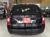 Cần bán xe cũ Kia Carens SX đời 2011, màu đen số tự động, 435tr