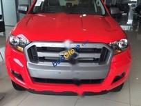Bán Ford Ranger XLS 4x2MT 2017, màu đỏ, nhập khẩu Thái