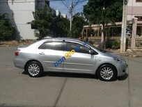 Cần bán xe cũ Toyota Vios 1.5E đời 2010, màu bạc số sàn, 405 triệu