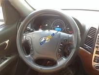 Xe Hyundai Santa Fe MLX đời 2008, màu bạc, nhập khẩu