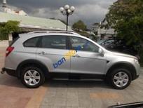 Cần bán xe Chevrolet Captiva LTZ năm sản xuất 2008, màu bạc