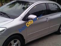 Bán xe cũ Toyota Vios MT năm 2009, màu bạc