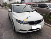 Nhất Huy Auto bán Kia Cerato 1.6AT đời 2010, màu trắng, nhập khẩu