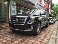 Bán ô tô Cadillac Escalade Platinum đời 2017, màu đen, xe nhập Mỹ, giá tốt nhất thị trường - LH: 0948.256.912