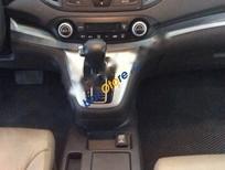 Cần bán xe Honda CR V 2.0AT đời 2014, màu trắng