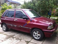 Thanh lý ô tô Kia Pride CD5 đời 2001, màu đỏ giá cạnh tranh