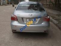 Cần bán xe Toyota Vios E đời 2012, màu bạc, 435 triệu