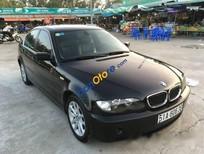 Xe BMW 3 Series 318i đời 2005, màu đen
