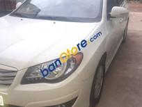 Bán Hyundai Avante 1.6MT năm 2014, màu trắng số sàn, 455tr