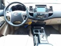 Viêt Nhật Auto cần bán xe Toyota Fortuner Sportivo đời 2016, màu trắng