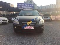 Cần bán xe Kia Carens SX sản xuất 2010, màu đen số tự động, giá tốt