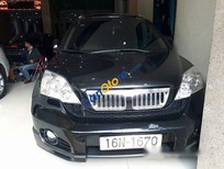 Cần bán lại xe Honda CR V đời 2009, màu đen