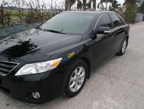 Bán Toyota Camry LE 2.5 đời 2011, màu đen, xe nhập