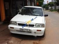 Cần bán xe Kia Pride CD5 đời 2001, màu trắng, nhập khẩu chính hãng còn mới