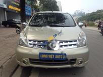 Bán ô tô Nissan Livina 1.8AT đời 2012 số tự động, giá 465tr