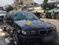Bán BMW 3 Series 325i đời 2004, màu đen, nhập khẩu nguyên chiếc