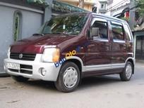 Bán xe cũ Suzuki Wagon R 2007, màu đỏ, giá chỉ 155 triệu