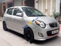 Cần bán xe Kia Morning Sport đời 2012, màu bạc số sàn, giá 275tr