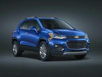 Cần bán xe Chevrolet Trax 1.4 LTZ năm 2017, màu xanh lam, nhập khẩu nguyên chiếc, giá 769tr