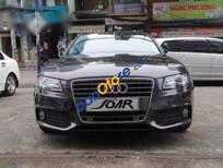 Cần bán gấp Audi A4 sản xuất 2010, màu xám, nhập khẩu số tự động