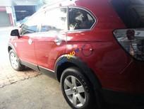 Cần bán lại xe Chevrolet Captiva LT đời 2009, màu đỏ đẹp như mới, 470 triệu