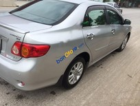 Bán Toyota Corolla XLi 1.6AT đời 2008, màu bạc, xe nhập