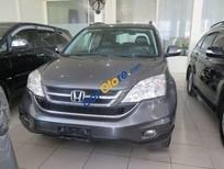 Bán xe cũ Honda CR V AT đời 2010, màu xám, giá chỉ 750 triệu