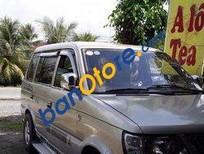 Cần bán lại xe Mitsubishi Jolie 2.0 đời 2003, màu vàng xe gia đình