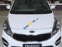 Cần bán xe Kia Rondo FL sản xuất năm 2017, màu trắng, giá 629tr