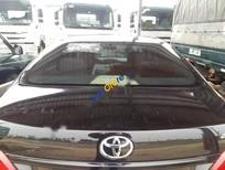 Bán ô tô Toyota Camry 2.4G đời 2010, màu đen, giá 718tr
