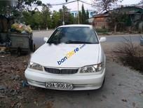 Cần bán gấp Toyota Corolla LX đời 2000, màu trắng
