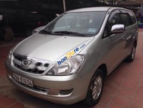 Cần bán lại xe Toyota Innova 2.0G đời 2008 như mới