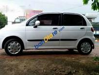 Cần bán lại xe Daewoo Matiz SE 2004, màu trắng xe gia đình, giá 100tr