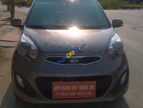 Bán Kia Morning AT đời 2012, màu xám, nhập khẩu chính hãng số tự động