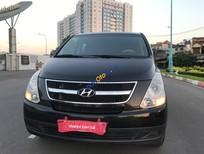 Bán xe Hyundai Starex sản xuất năm 2009, màu đen, nhập khẩu
