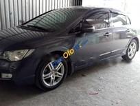 Mình cần bán Honda Civic 2.0 đời 2007, màu xám, nhập khẩu chính hãng