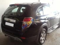 Cần bán Chevrolet Captiva LT đời 2007, màu đen số sàn