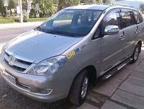 Bán xe Toyota Innova J đời 2006, màu bạc xe gia đình, 345 triệu
